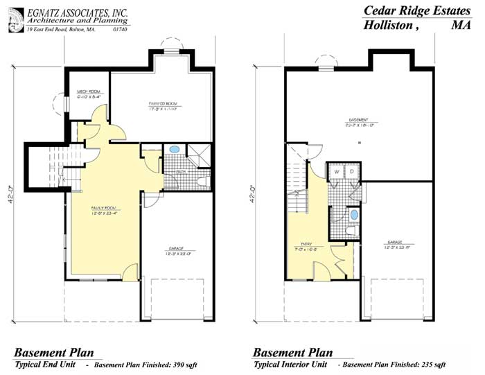 Free home plans modular floor plans basement garage House plans with garage in basement